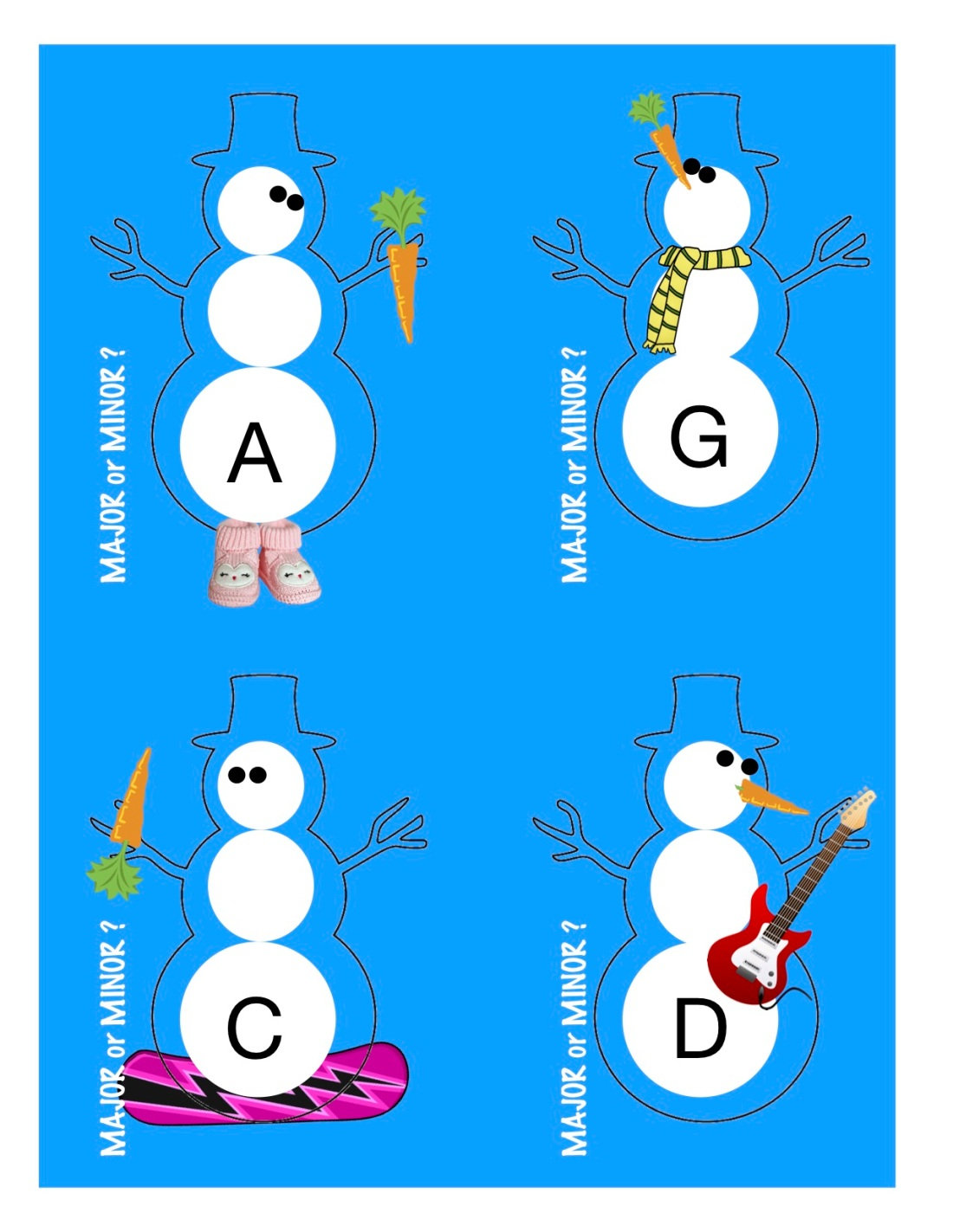 snowman major or minor copy 2